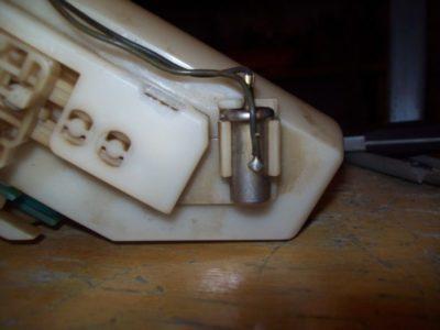 шевроле ланос датчик уровня топлива