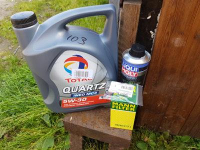 форд фокус 3 какое масло заливать