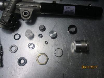 ремонт рулевой рейки киа