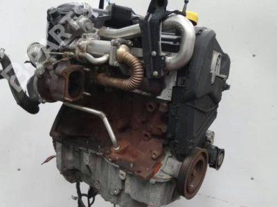 какой двигатель на рено логан