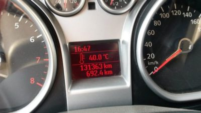 ошибка p2008 форд мондео
