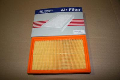 лада ларгус замена воздушного фильтра