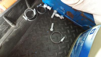 замена радиатора нива шевроле с кондиционером