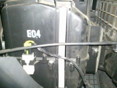 замена салонного фильтра рено кангу