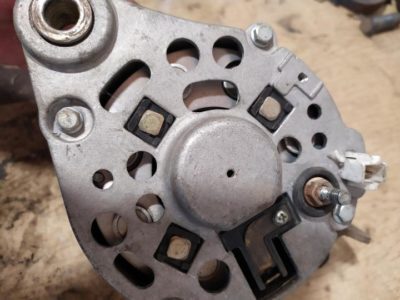 как подключить генератор ваз 2101