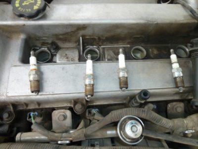 форд фьюжн замена свечей