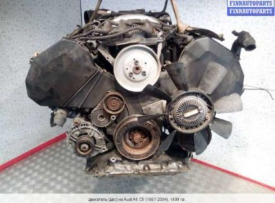 ауди а6 ремонт двигателя
