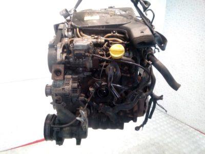 ремонт двигателя рено лагуна