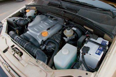 шевроле нива замена двигателя