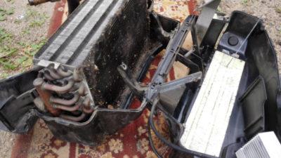 ваз 2106 печка плохо греет печка
