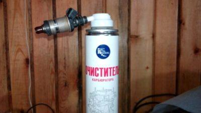 как чистить форсунки инжектора