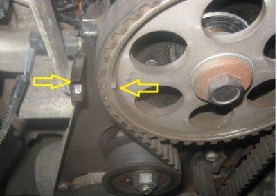замена ремня грм на ваз 2109 инжектор