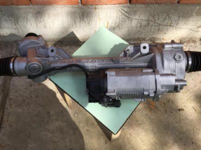 ремонт рулевой рейки бмв е60