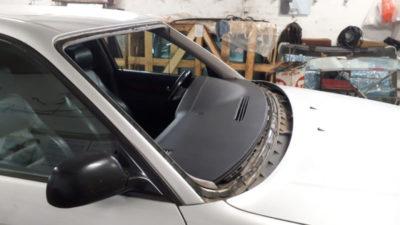 замена лобового стекла киа рио