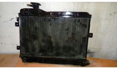 течет радиатор ваз 2110