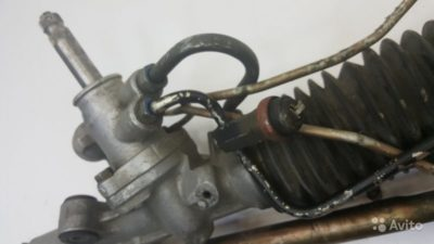 ремонт рулевой рейки хонда срв 3