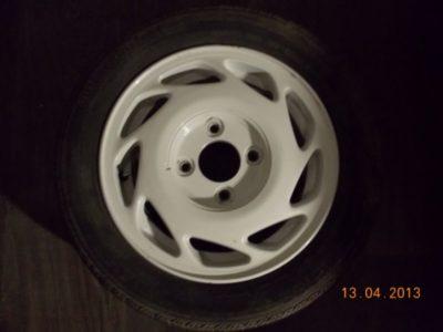 дэу нексия разболтовка колес