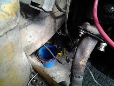 греется двигатель уаз буханка