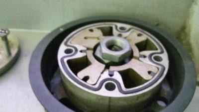 замена фазорегулятора рено меган 2 фотоотчет