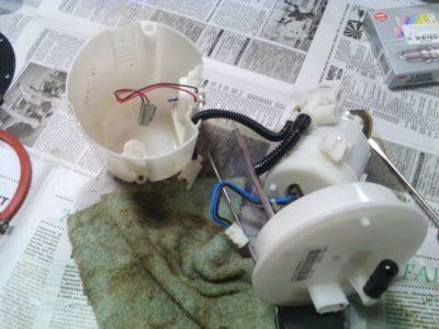 мазда 3 замена топливного фильтра