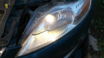 замена ламп мазда 6