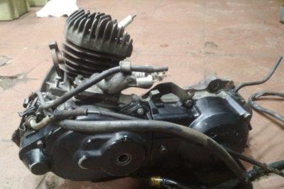 ремонт хонда дио 18