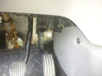 замена салонного фильтра форд фьюжн