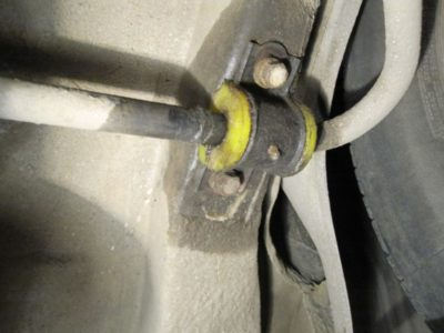 замена стоек стабилизатора форд фокус 3
