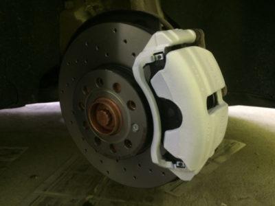 замена задних тормозных колодок ниссан х трейл т31