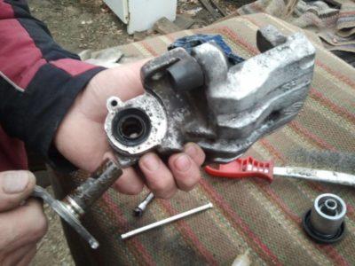 ремонт рулевого редуктора ваз 2107