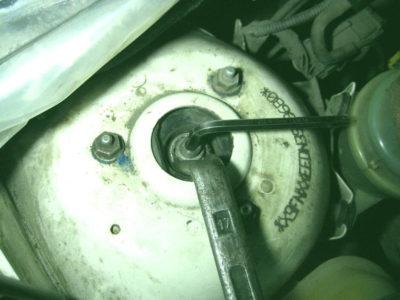форд фокус 2 замена передних стоек