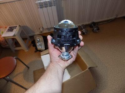 рено меган 2 замена лампы ближнего света