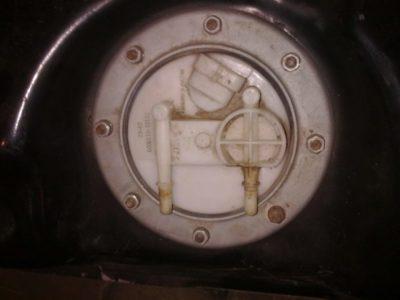 подключение бензонасоса ваз 2110