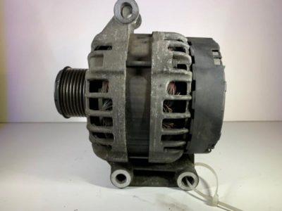 как снять генератор на форд фокус 2