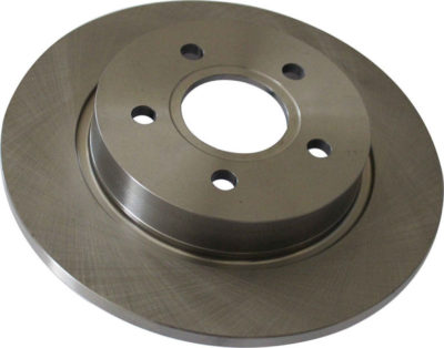 форд транзит замена задних тормозных дисков