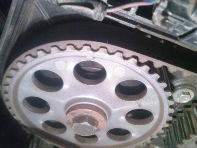 замена ремня грм лада гранта 8 клапанная