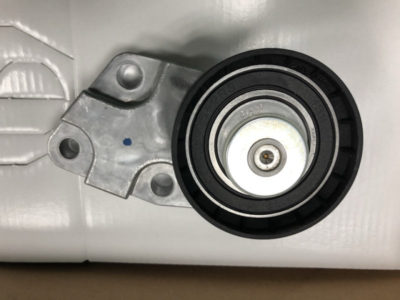 замена ремня генератора шевроле круз