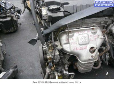 митсубиси лансер ремонт двигателя