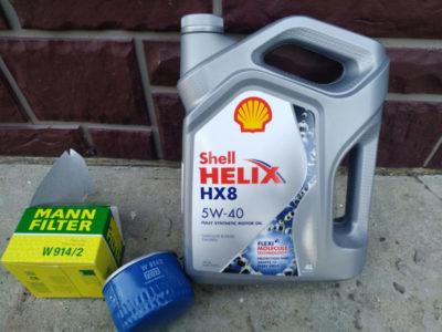 сколько литров масла в ваз 2109