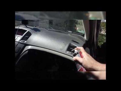 как почистить воздуховоды в машине