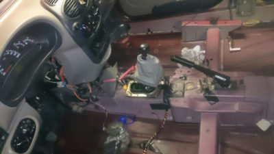 как поменять радиатор печки на ваз 2115