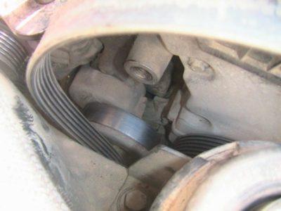 замена ремня форд мондео 3