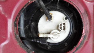 лада ларгус замена топливного фильтра