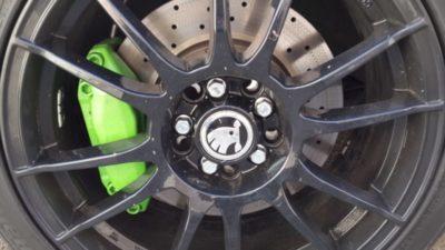 замена задних тормозных дисков шкода октавия а5