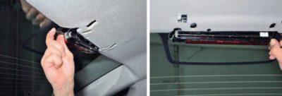 форд фокус 3 замена лампы стоп сигнала