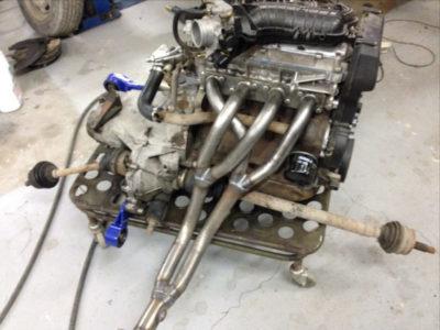 сборка двигателя ваз 2109