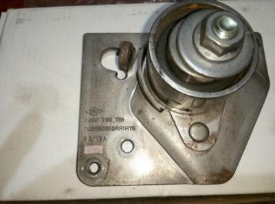 замена прокладки термостата рено меган 2