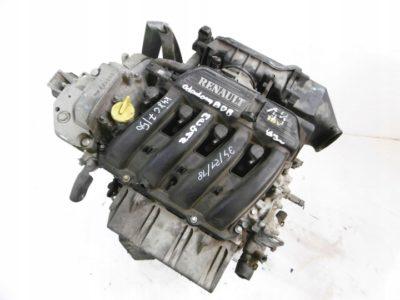 ремонт двигателя рено меган 2