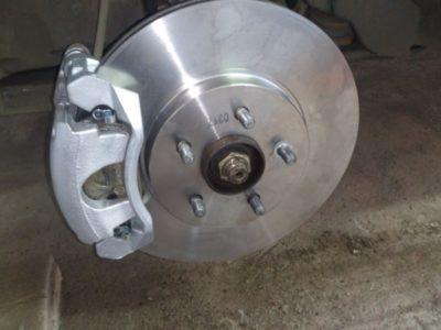 замена тормозных дисков форд фокус 3