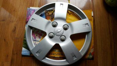 шевроле круз разболтовка дисков